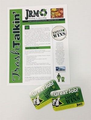JRM Newsletter   Graphic Design, Print Design   Superior Promotions, Medford