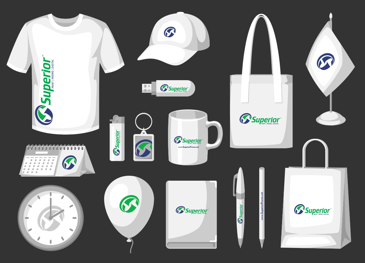 Promotional Items | Promo Items | Promotional Merchandise | Superior Promotions | Medford, MA