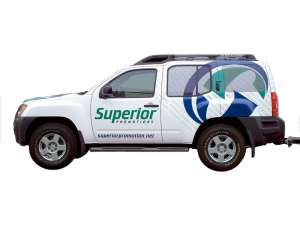 Superior Truck Wrap | Large Format Print