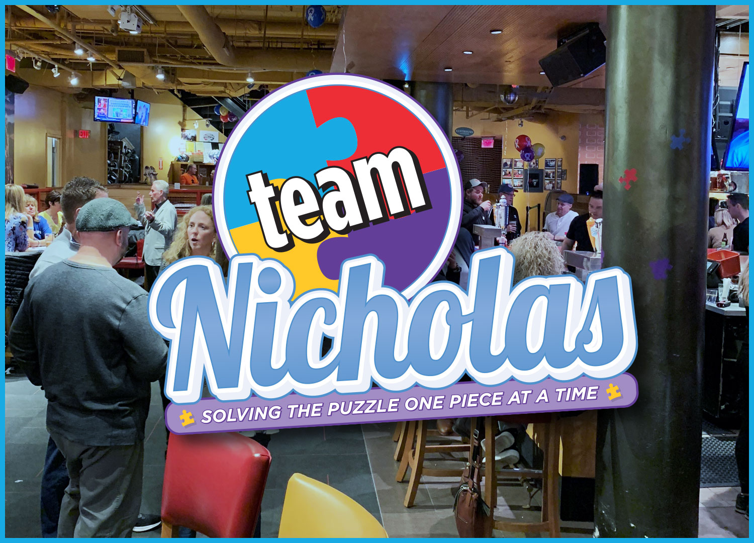 Team Nicholas | Autism Speaks | Superior Promotions | Events, Event Planning