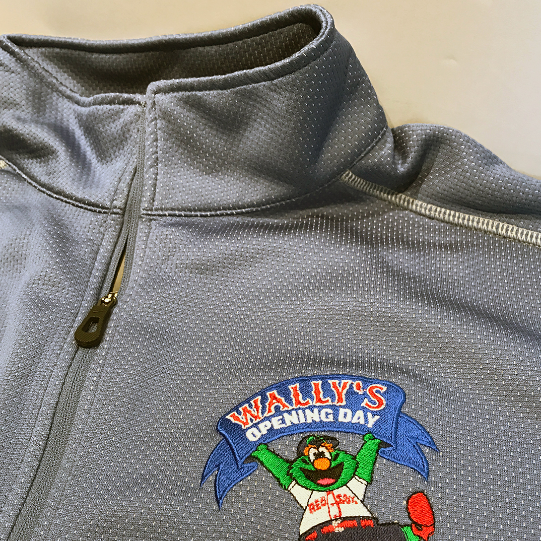 Wall Quarter Zip Pullover | Boston Red Sox | Boston, MA