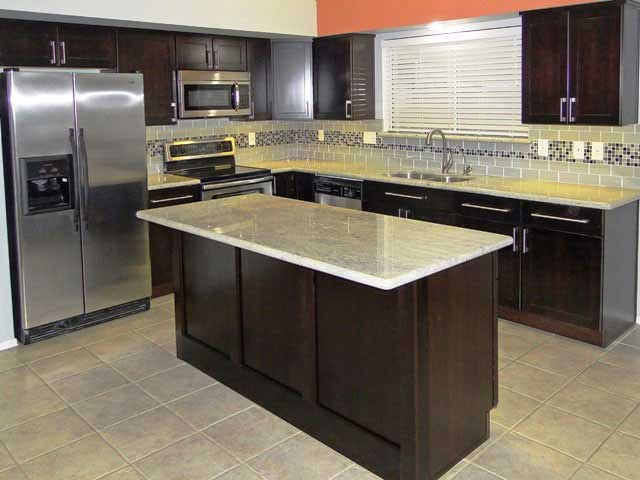 Completed Granite Countertop Projects in Phoenix AZ