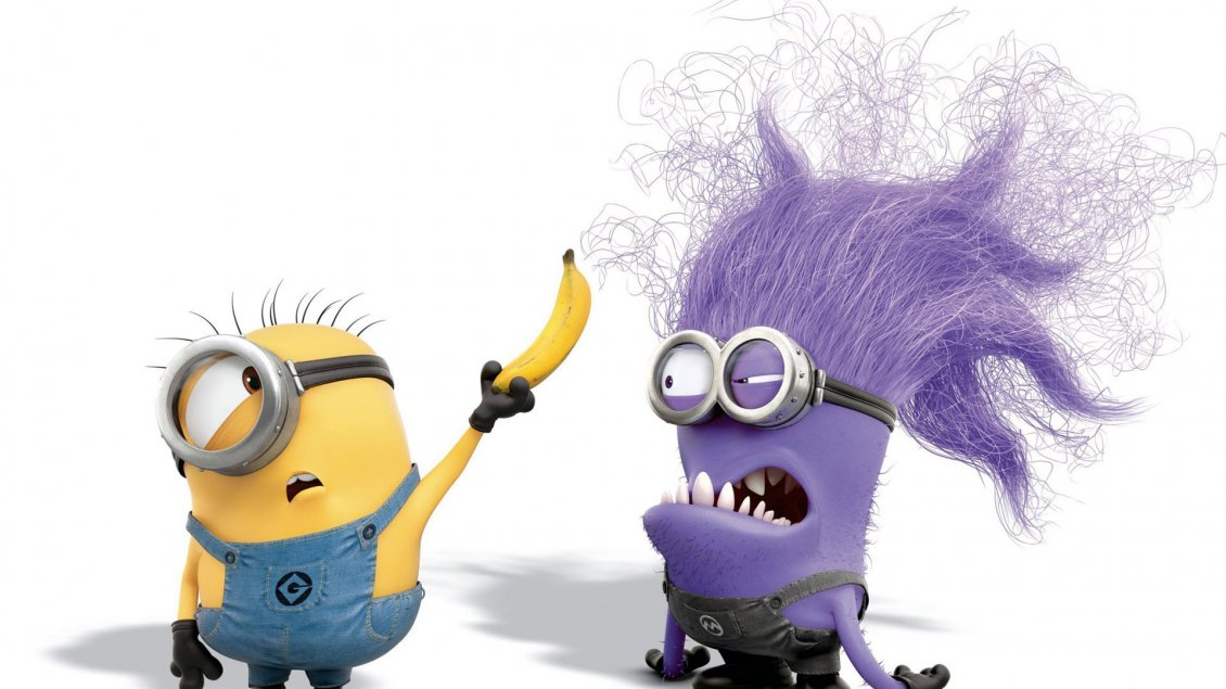 crazy and funny minions