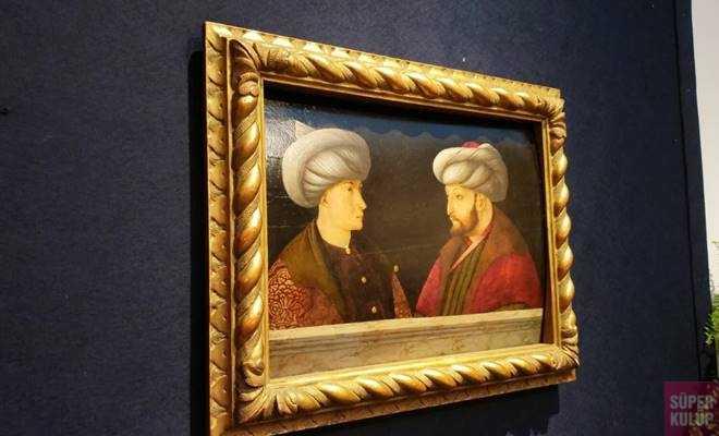 Fatih Sultan Mehmet'in portresi Londra'da açık artırmayla satılacak