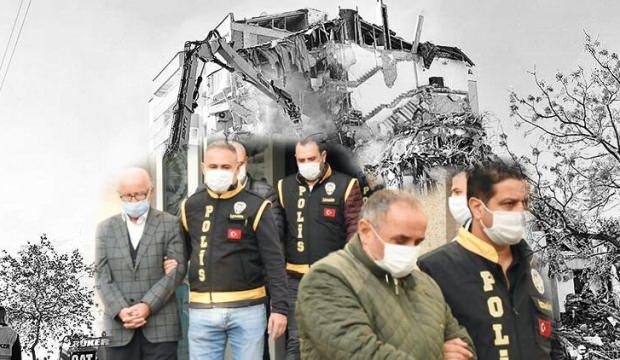 Depreminin ardından müteahhitlerden pişkin savunma