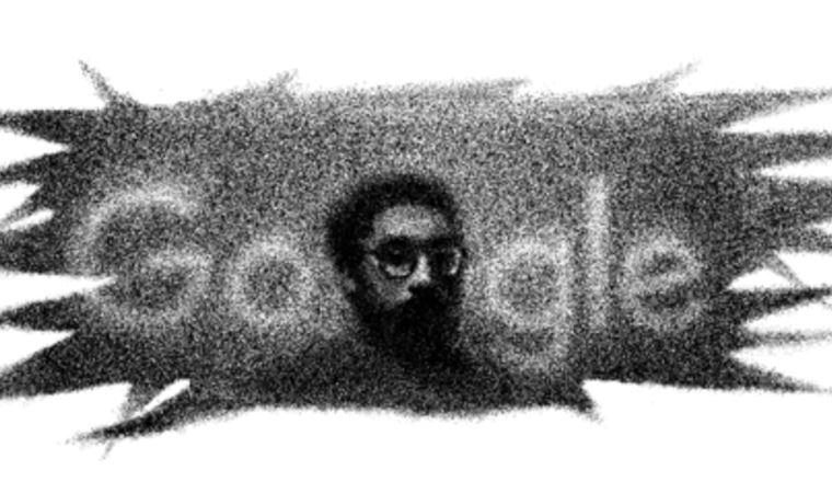 Google'dan Kuzgun Acar için özel doodle