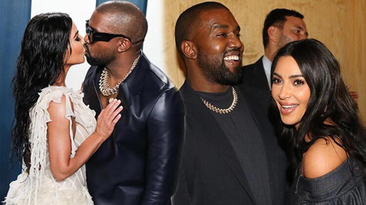 Kim Kardashian'ın boşanma planı!