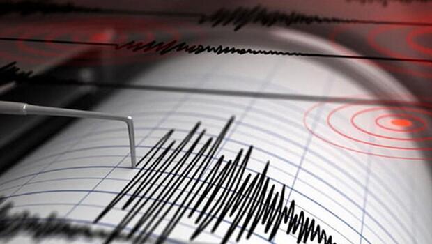 Muğla'nın Marmaris ilçesinde deprem