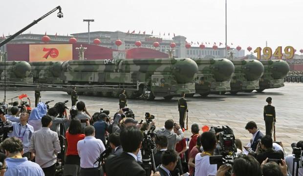 Çin, savunma bütçesini açıkladı