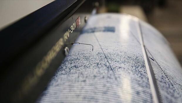 Son dakika deprem haberi: Aydın'da korkutan deprem!