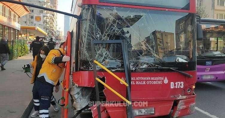 Beşiktaş'taki İETT kazasında şok detay! Şoför uyuşturucu kullanmış