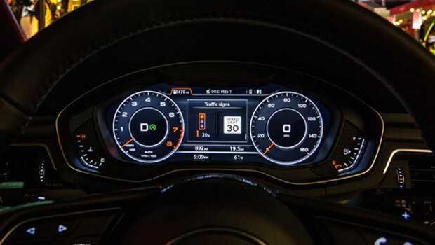 Audi'den trafik ışığı bildirim sistemi!