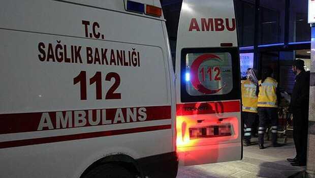 Kütahya'da elektrik akımına kapılan kişi öldü