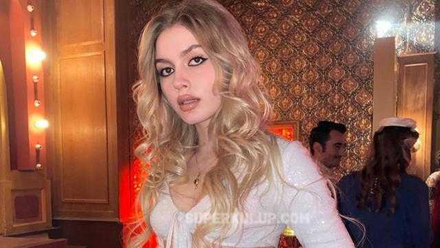 Aleyna Tilki DİMES'le Anlaştı