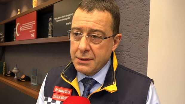 Trabzon İl Sağlık Müdürü açıkladı! Çocukların oranı yüzde 3.5
