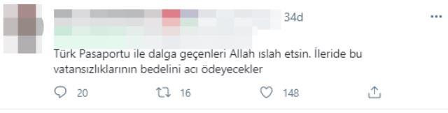 turk pasaportunu asagilayan bir video cekip 14089807 1288 m - TikTok'ta Türk pasaportunu aşağılayan bir video çekip paylaştılar