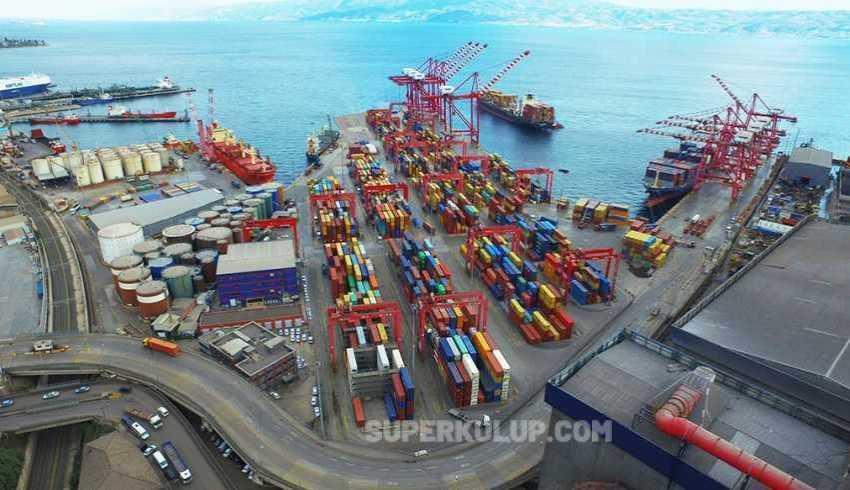 Dilovası Yılport Limanı'nda 540 kiloluk uyuşturucu ele geçirildi!
