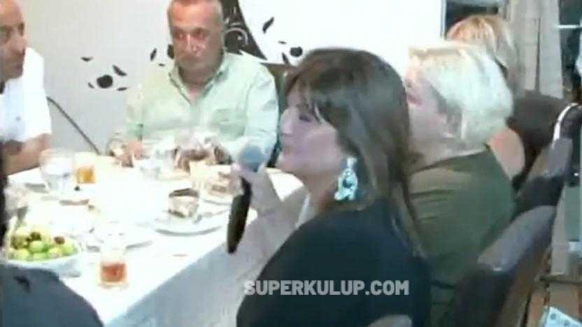 Mehmet Ağar'ın Mübariz Mansimov aynı masada görüntüleri ortaya çıktı!