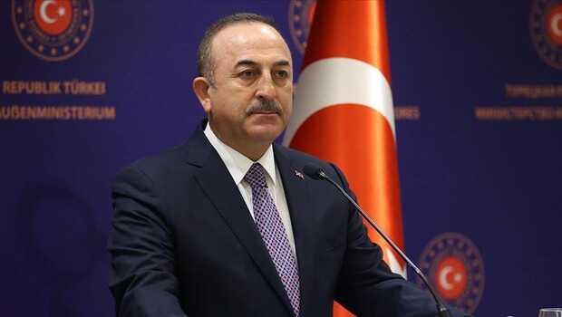 Bakan Çavuşoğlu'ndan Filistin için diplomasi trafiği