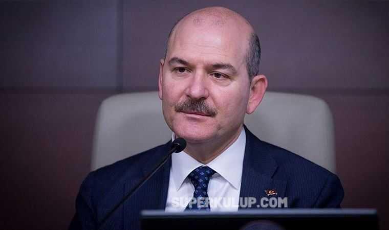 """Süleyman Soylu'dan Peker'in iddialarına ilişkin yeni açıklama: """"Özışık kardeşler hakkında suç duyurusu yapacağım"""""""