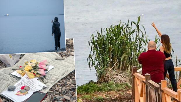 Yer Antalya… Tam kapanmayı unutturan anlar