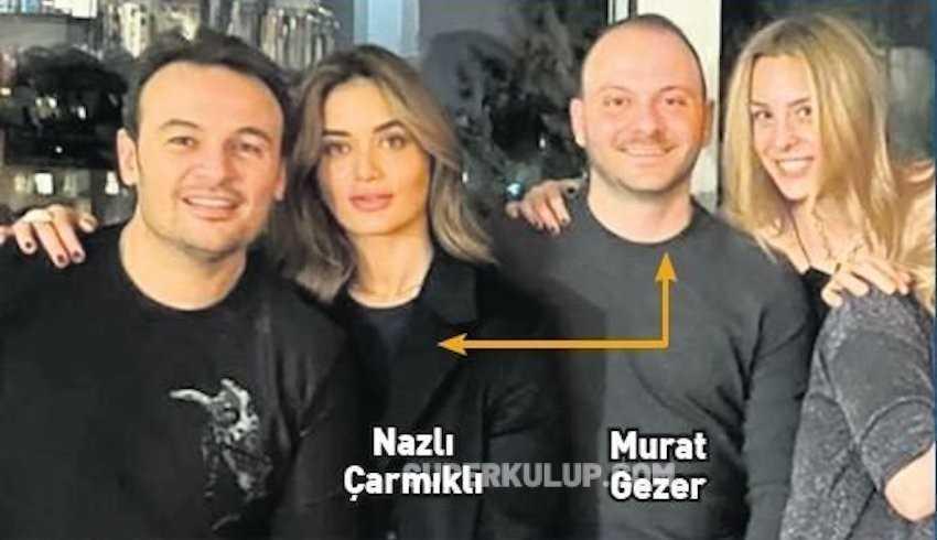 Nazlı Çarmıklı ile Murat Gezer bugün evleniyorlar