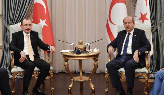 """""""Arkamızda güçlü bir Türkiye'nin desteğini hissediyoruz"""""""