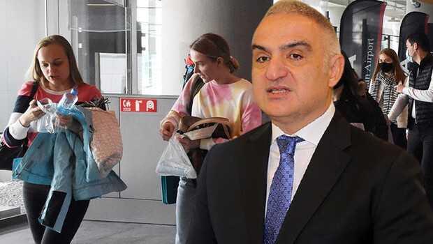 Görüşmelerle ilgili flaş gelişme… Bakan Ersoy'dan Rusya açıklaması!