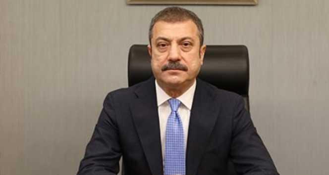 Merkez Bankası Başkanı Şahap Kavcıoğlu'dan faiz değerlendirmesi