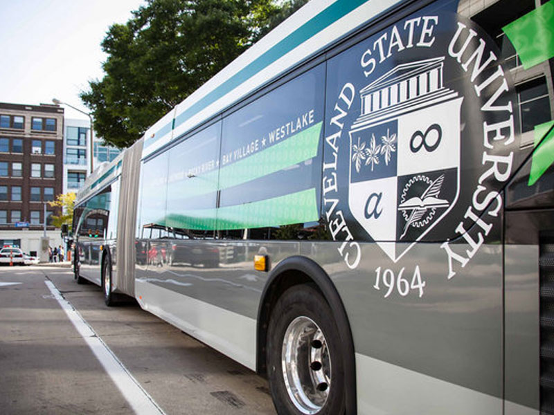 Cleveland State University Buys Naming Rights To New Rta