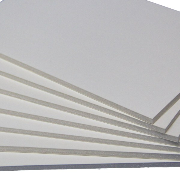 White Paper Foam Core Board Superlink Store