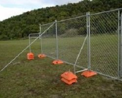 Fencing 90° Straight & Short Stays