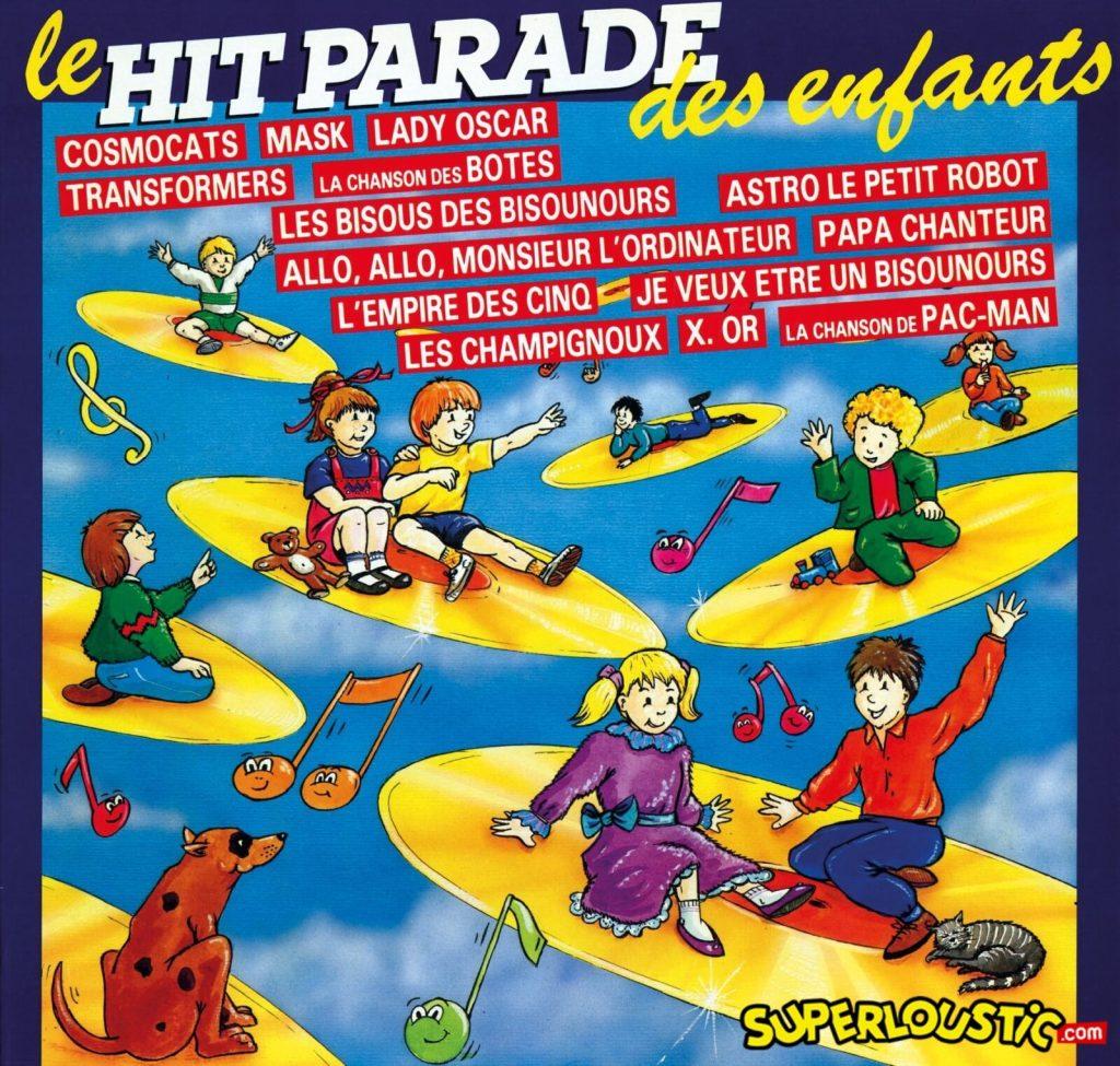 Bernard Minet – Transformers (cover)