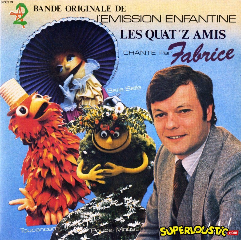 Fabrice et les choeurs – Les Quat's Amis (Part.2)