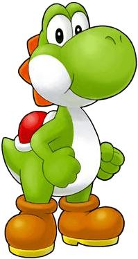 Itadaki Street (DS) Super Mario characters artwork