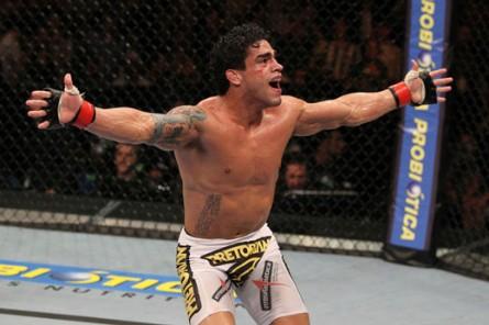 T. Tavares garante não ser inocente no caso de doping no UFC São Paulo. Foto: Josh Hedges/UFC