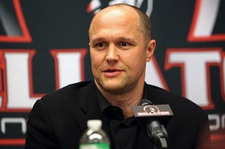 Bjorn Rebney, CEO do Bellator, anunciou novidade na fórmula da organização. Foto: Bellator (Divulgação)