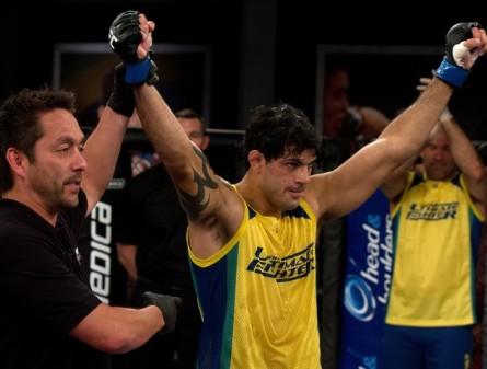 Viscardi estreia no UFC contra Marunde no Rio de Janeiro