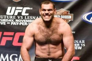 Gabriel Napão encara Shawn Jordan no UFC 166