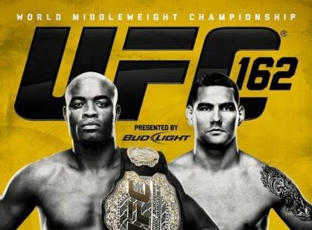 UFC 162 vendeu apenas 62,5% dos pacotes de PPV esperados. Foto: Divulgação