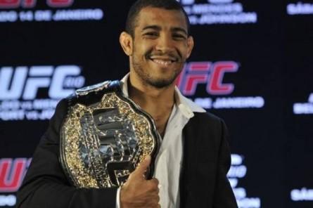 J. Aldo (foto) pode defender seu cinturão novamente no Rio. Foto: Divulgação/UFC