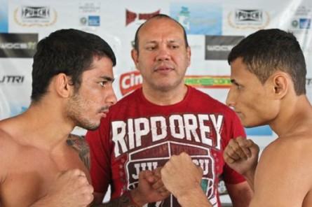 Pantoja e Ze Grilo fazem luta principal da noite no WOCS 31
