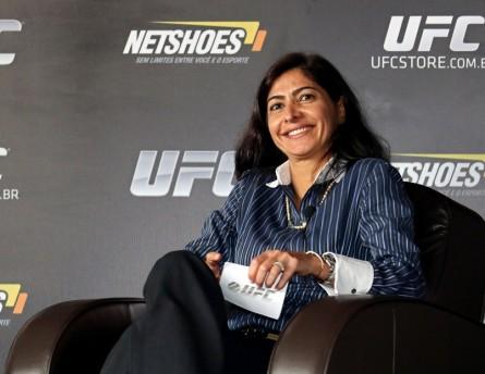 Grace Tourinho (foto) é a nova vice-presidente do Ultimate no Brasil. Foto: Wander Roberto / Inovafoto