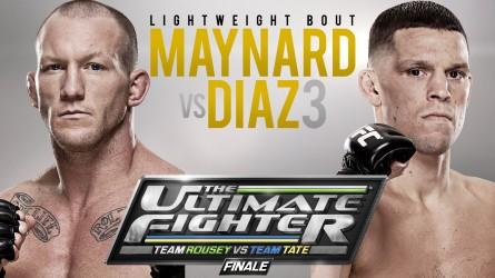 Pôster do TUF 18 Finale. Foto: Divulgação/UFC