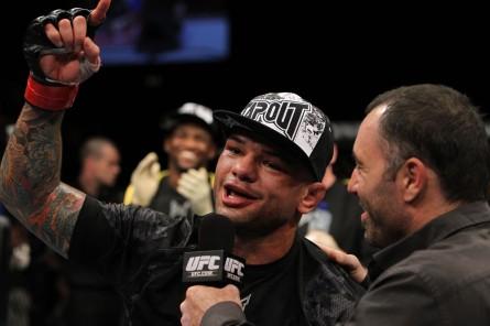 Pitbull (foto) sofreu lesão e está fora do UFC Fight Night 49. Foto: Josh Hedges/UFC
