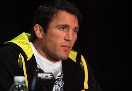 C. Sonnen (foto) testou positivo em antidoping surpresa. Foto: Josh Hedges/UFC