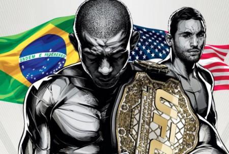 UFC Rio 5 já tem setor com ingressos esgotados. Foto: Divulgação/UFC