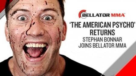 Anúncio da chegada de S. Bonnar ao Bellator. Foto: Reprodução/Twitter
