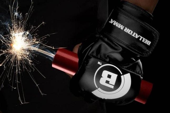 """Imagem de divulgação do Bellator sugeriu possível volta do """"Dynamite!"""". Foto: Bellator/Divulgação"""