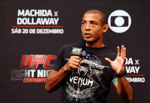 J. Aldo quer voltar ao jiu-jitsu caso deixe o MMA. Foto: Josh Hedges/UFC